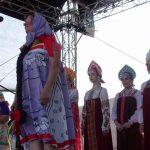 Na festivaslu národnostních menšin v Karviné vystoupil brněnský soubor Matrjoška
